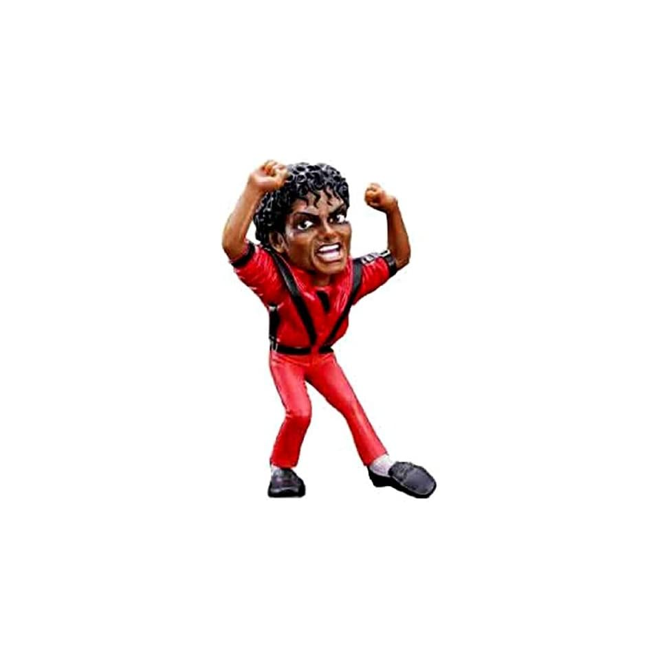 King of Pop Vinyl Figure Michael Jackson Thriller (Normal Version)