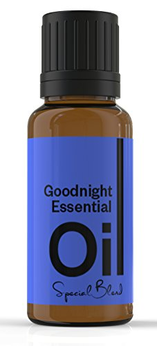 Cielune Night Blend 100% Pure Essential Oil (Comparable to Edens Garden Good Night Blend & DoTerra's Serenity) Promotes Restful Sleep and Eases Anxiety -10ML