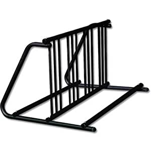 Industrial Bike Rack - 8 Bikes 1 Sided