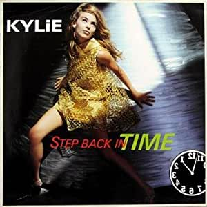 Step back in time (Walkin Rhythm Mix, 1990) [VINYL]