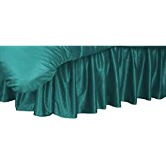 Nfl Miami Dolphins Bedskirt, Queen by NFL MIAMI DOLPHINS