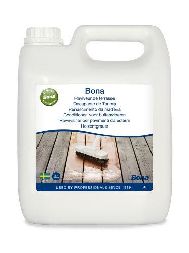 Bona WM635019002 Wood De-Greying 4 L