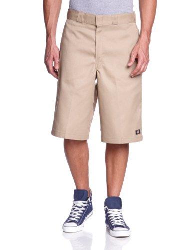 Dickies Men's 13 Inch Inseam Loose Fit Multi-Pocket