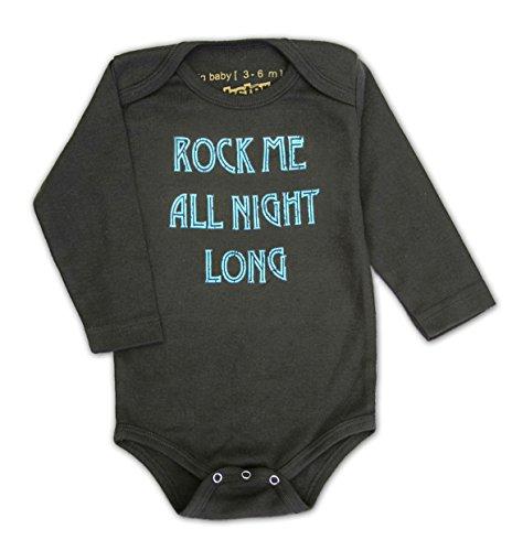 Baby Boy Rockstar Clothes
