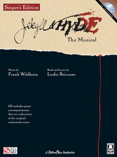 Jekyll & Hyde - Singer's Edition (Book/Cd)