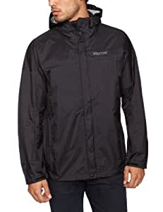 Marmot Men's Precip Jacket, Black, Small