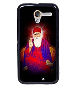 djipex DIGITAL PRINTED BACK COVER FOR MOTO X STYLE