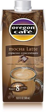 Mocha Latte, Concentrate , 16.9 Oz (Pack Of 6 )