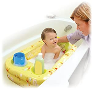 Disney Inflatable Bathtub, Winnie the Pooh