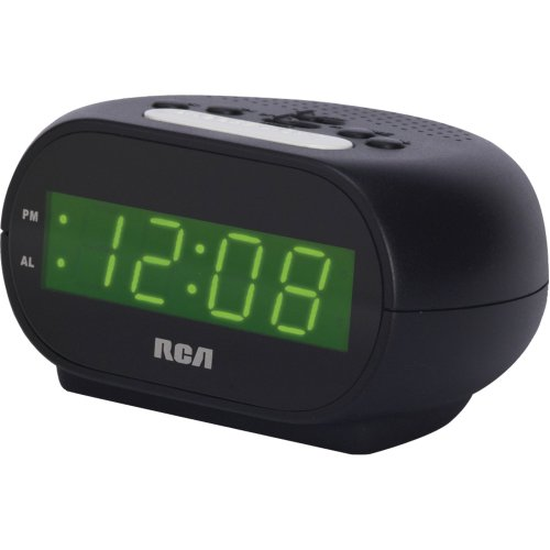 RCA RCD20 Alarm Clock with .7 Green Display (Rooster Wi Fi compare prices)