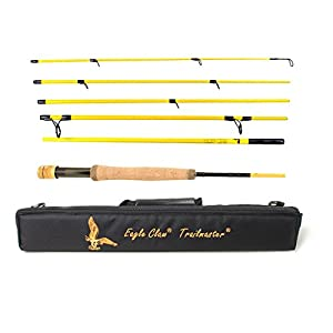 Eagle Claw Trailmaster Medium Fly Rod