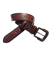 Swiss Military Genuine Leather Semi-Formal Belt BLT-1