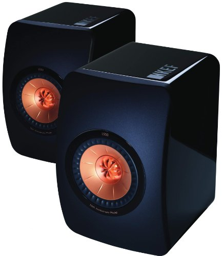 KEF LS 50 Studio Monitor Anniversary Modell (Paar)
