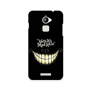Ebby All are Mad Premium Printed Case For Coolpad Note 3 Lite