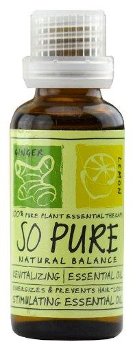 Keune So Pure Revitalizing Essential Oil (1 Oz.)