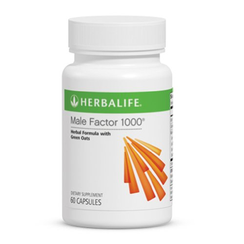 Herbalife Male Factor 1000 Proprietary Formula - 60 Capsules