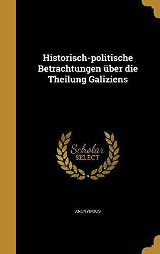 GER-HISTORISCH-POLITISCHE BETR