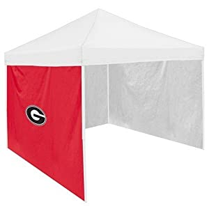 Georgia Bulldogs Official 9 x 9 Side Panel by Logo Chair Inc. by Logo Chair Inc.