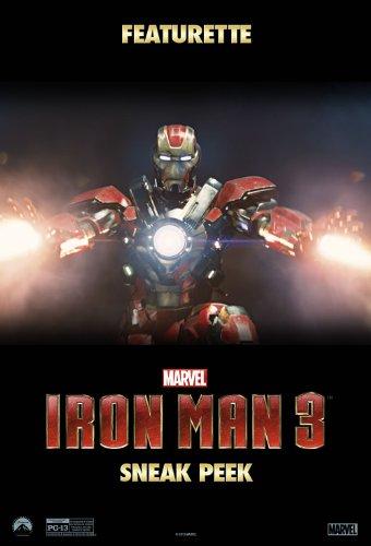 Iron Man 3: Sneak Peek front-460971