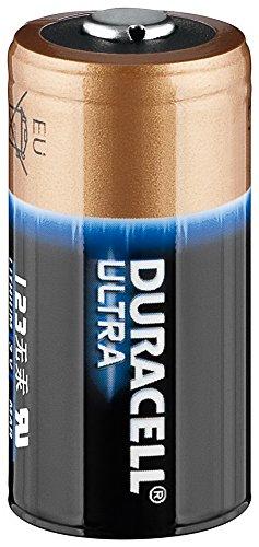 Duracell Pile ULTRA Lithium, CR123A, 3V