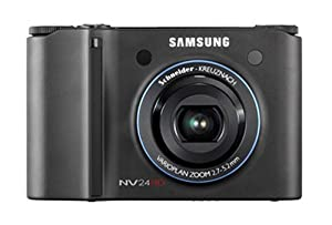 Samsung NV24HD 10.1MP Digital Camera with 3.6x Optical Ultra Wide Image Stabilization Zoom (Black)