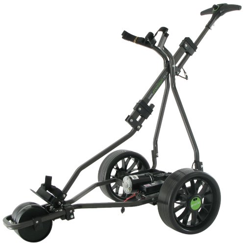 Greenhill GT Skyline 27 Hole Electric Golf Trolley - Graphite