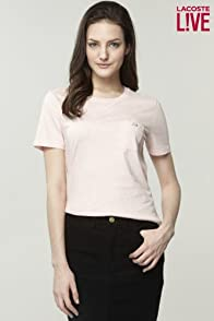 L!VE Short Sleeve Speckled Pocket T-Shirt