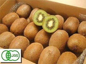 味が濃厚!自然な甘み♪和歌山県産 有機栽培【キウイフルーツ】3kg(28玉~35玉)