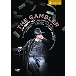 Prokofiev: The Gambler