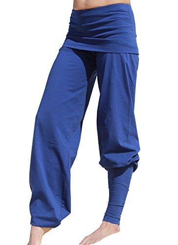 Pantalon Yoga Femme Coton Bio