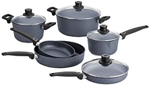 Best Cookware Set - Woll Diamond Plus Cookware Set, 10-Piece Review