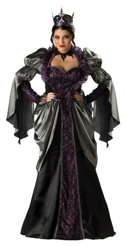 Costumes For All Occasions Ic5033Xxxl Wicked Queen 3Xl