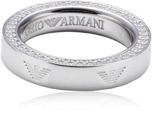 Emporio Armani Damen-Ring Sterling-Silber 925 EG3059040-8