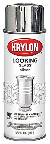 Krylon Looking Glass Mirror-Like Paint (Pkg/2) (Looking Glass Spray compare prices)