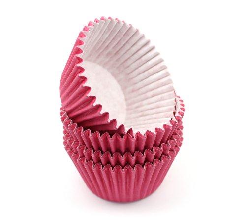 48 Cerise Cupcake moldes para magdalenas de alta calidad