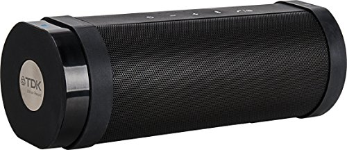 TDK Life On Record Trek Flex Weather Resistant Wireless Bluetooth Speaker