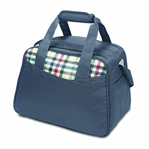 Picnic Time Carnaby St. Westminster Insulated Picnic Cooler with Service for Two