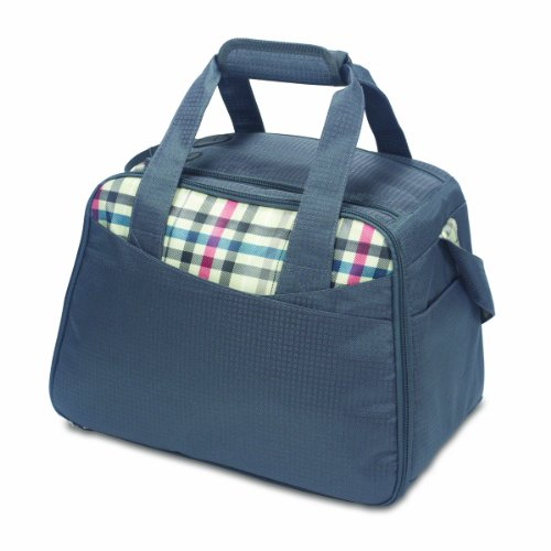 Picnic Time Carnaby St. Westminster Insulated Picnic Cooler With Service For Two front-608314