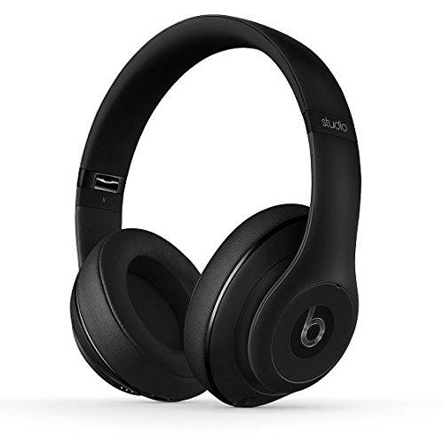 Beats By Dr.Dre Beats Studio Headphone Bt Ov Studio V2 Mblk Black (Japan Import)