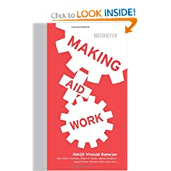 Making Aid Work (Boston Review Books)