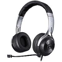 LucidSound LS20 On-Ear 3.5mm Wired Gaming Headphones (Black)