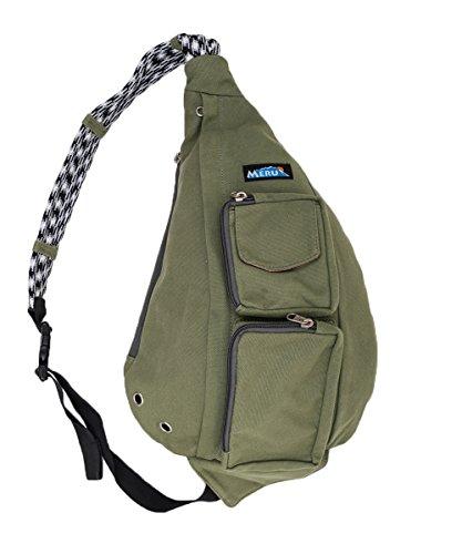 New Yoga Backpack For Women And Men  Waterproof Crossbody Sling Bag EDC