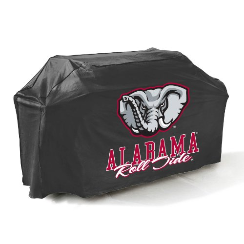 Mr. Bar-B-Q, Inc. 07700BAMAGD Alabama Grill Cover, Black (Alabama Grill Accessories compare prices)