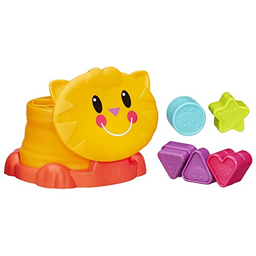 Playskool - Gatito con formitas (Hasbro B1914EU4)