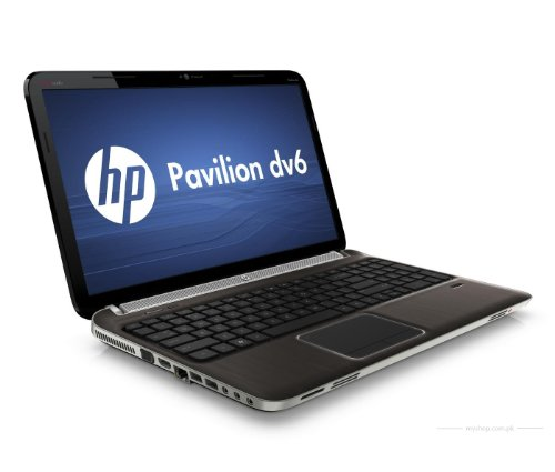 HP Pavilion DV6-6C53CL Intel Core i7-2670QM 2nd Gen 2.2GHz 8GB 1TB DVD+/-RW 15.6 Win7 (Dark Umber)