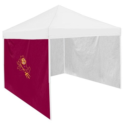 Ncaa Arizona State Sun Devils Side Panel For Tent/Tailgating Canopy