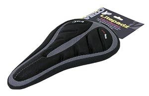 Velo 137660 Lite Tech Saddle Cover - Black by Velo