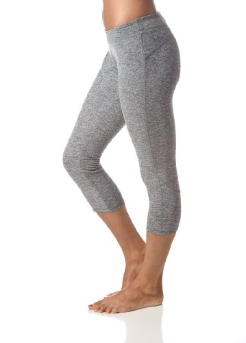 Soybu Women's Lotus Yoga Capri Legging