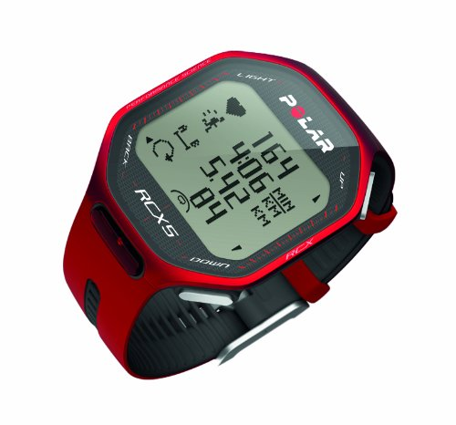 Polar RCX5 Run Heart Rate Monitor and Sports Watch
