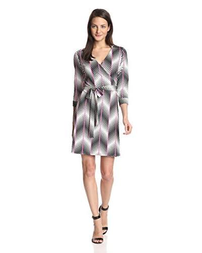 JB by Julie Brown Women's Milo Wrap Dress